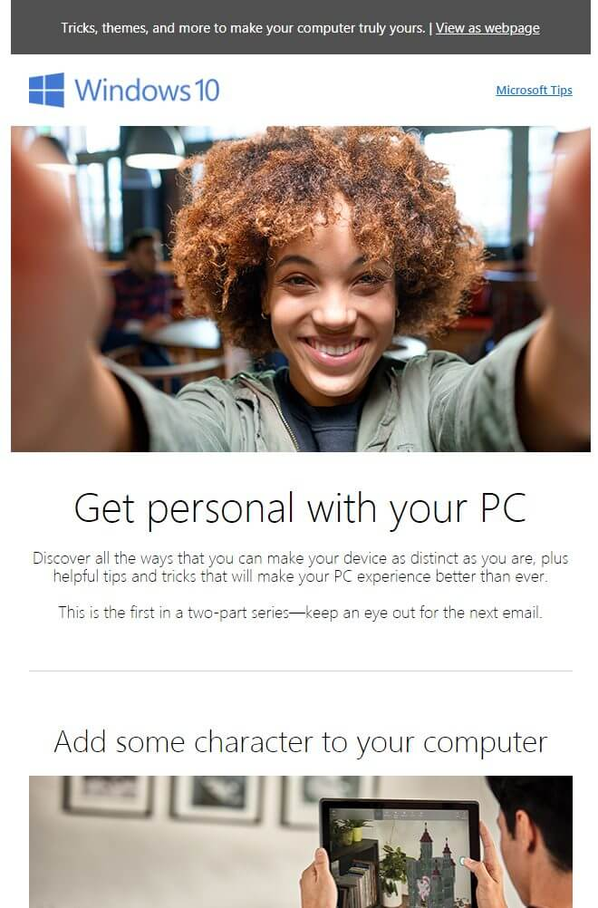 Windows-10-Newsletter