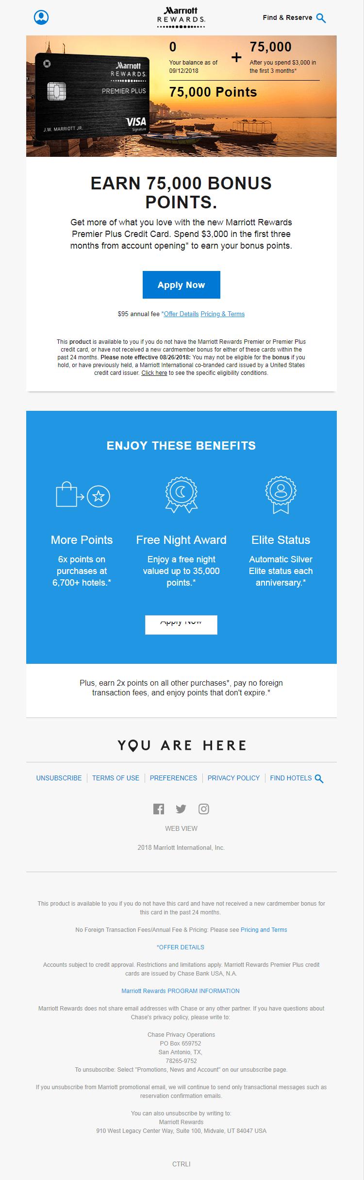 hotel email marketing