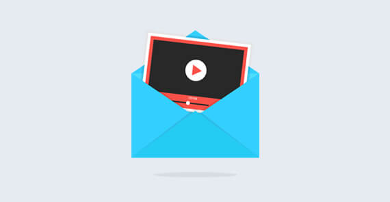 Video in Email-