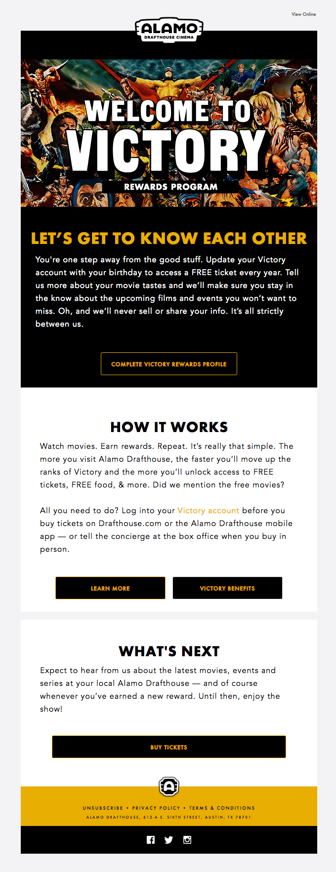 Alamo-email marketing