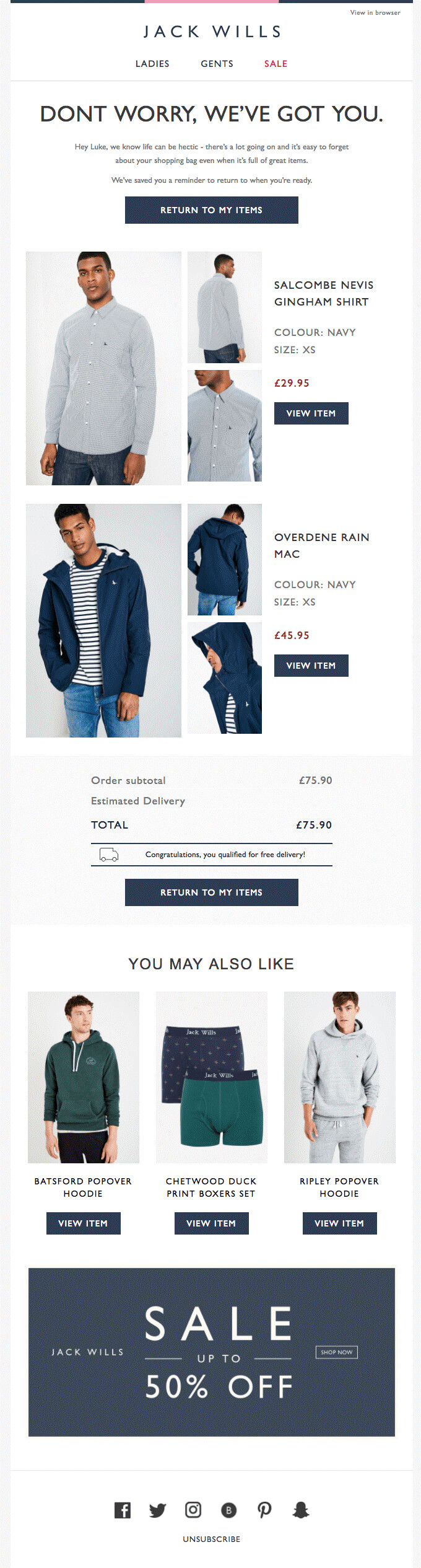 Jack-Wills-Abandoned-Cart-Email