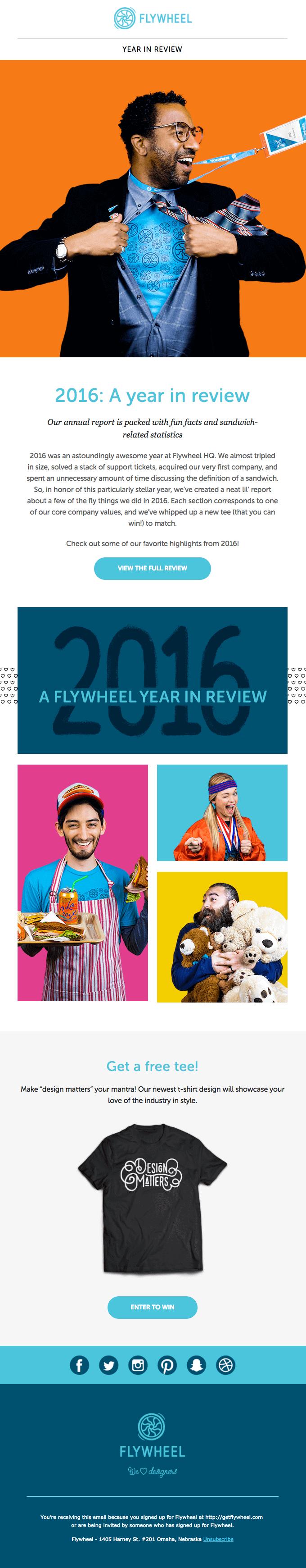 Flywheel-B2B-email