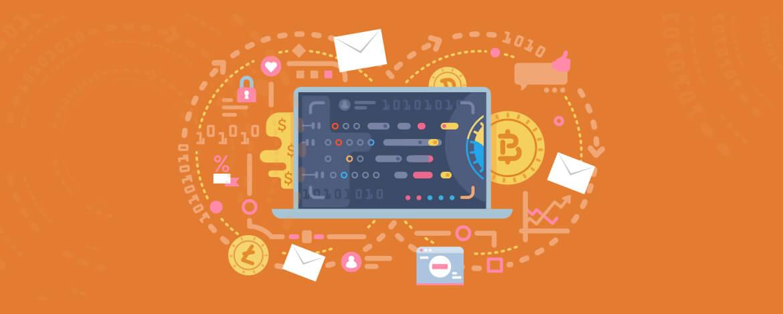 blockchain in emails
