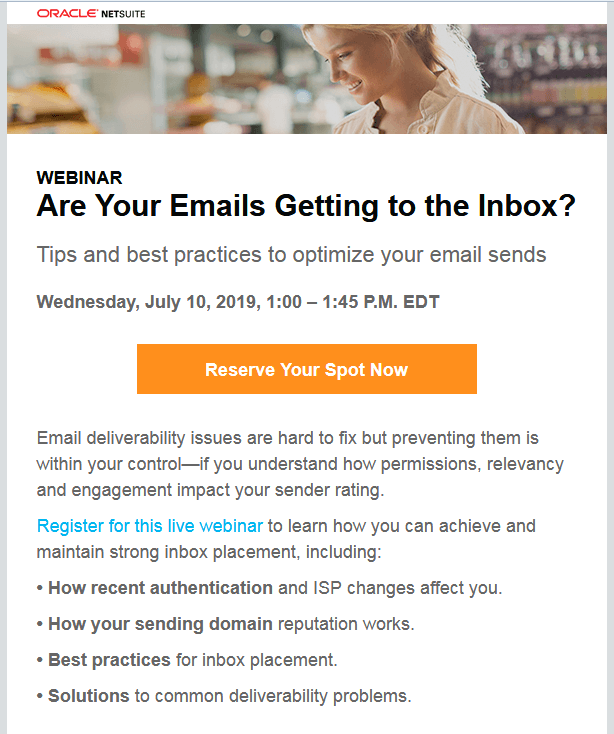 oracle-email