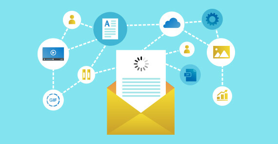 deliverability-email load speed