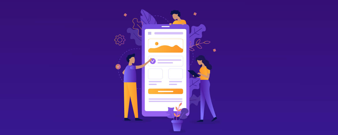 Mobile Landing page feature image