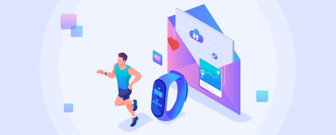 Fitbit email automation