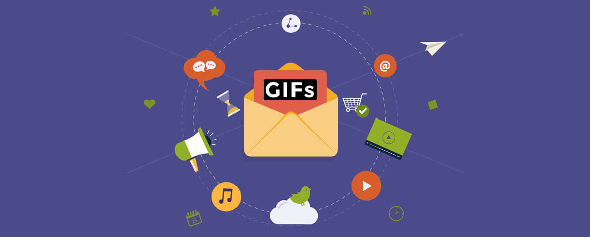 GIFs In Email Designs