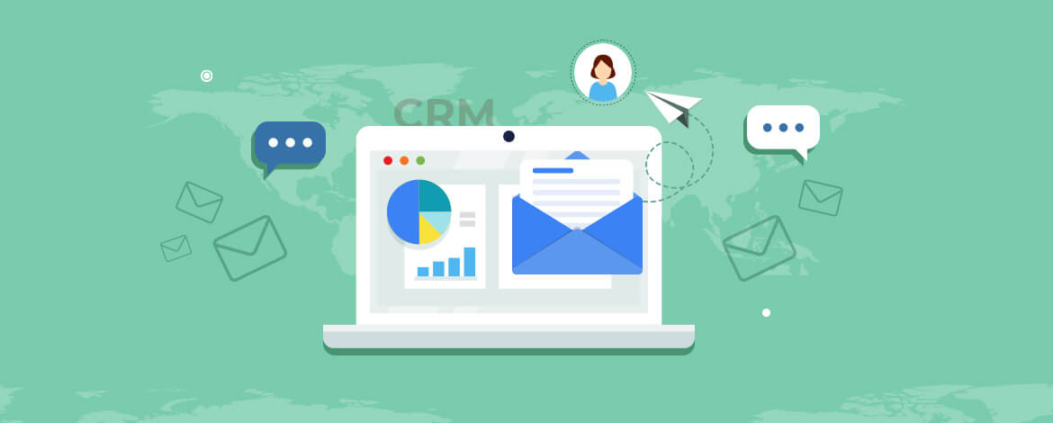 CRM email marketing