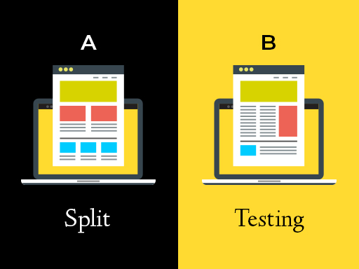 A/B testing before sending emails