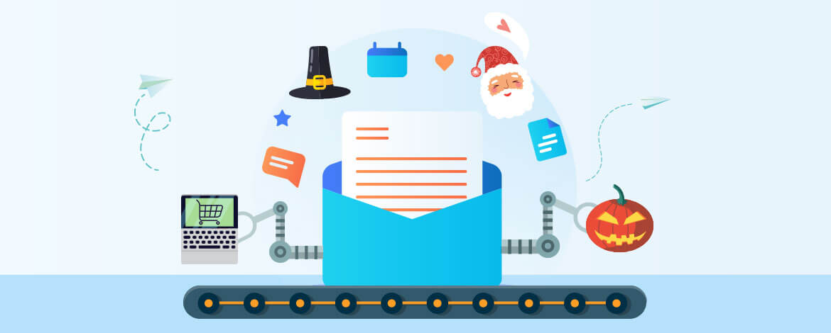 10 Brilliant Ways You Can Use Automation for Holiday Email Marketing
