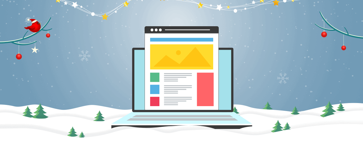 Holiday Landing Pages Tips