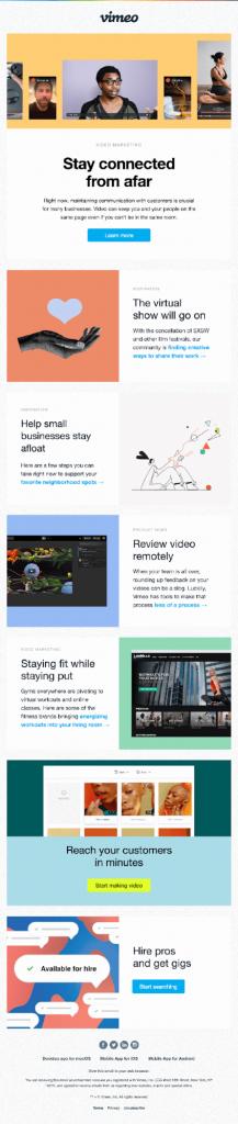 add video in template