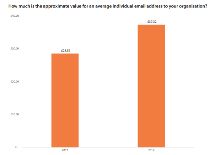 email ROI and lifetime value