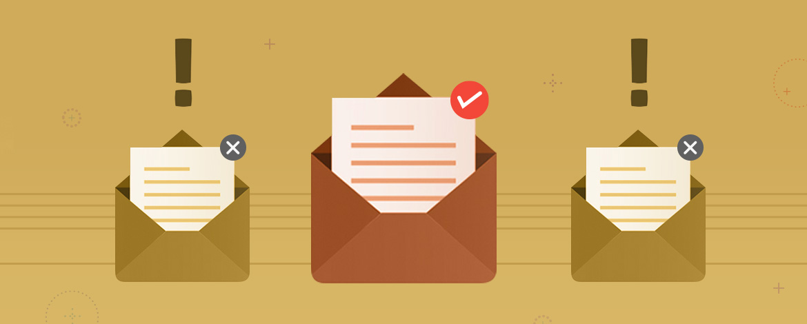email design mistakes