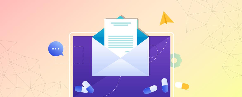 Pharma industry email marketing