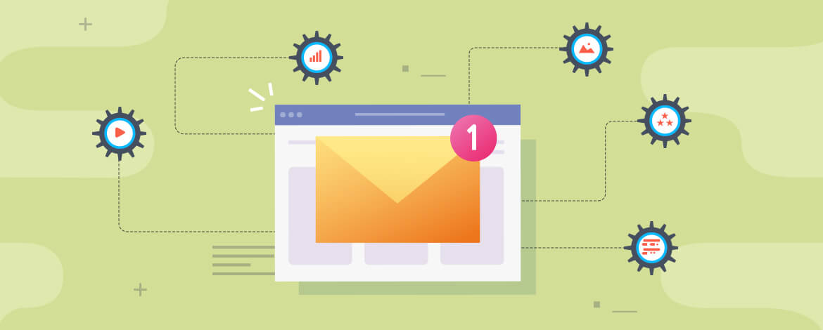 Top-Benefits-of-Using-Interactive-Content-in-EmailsType a message