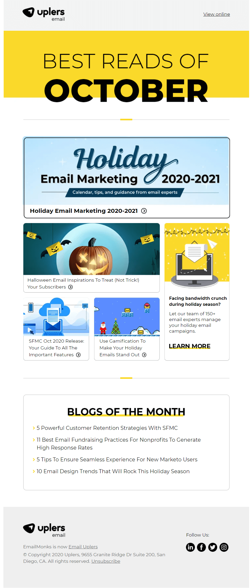 Email by Email Uplers