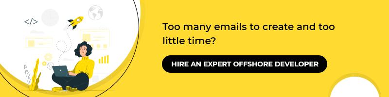 Offshore email developer