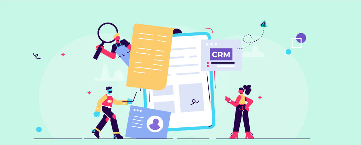 CRM Work For A Recruitment Agency