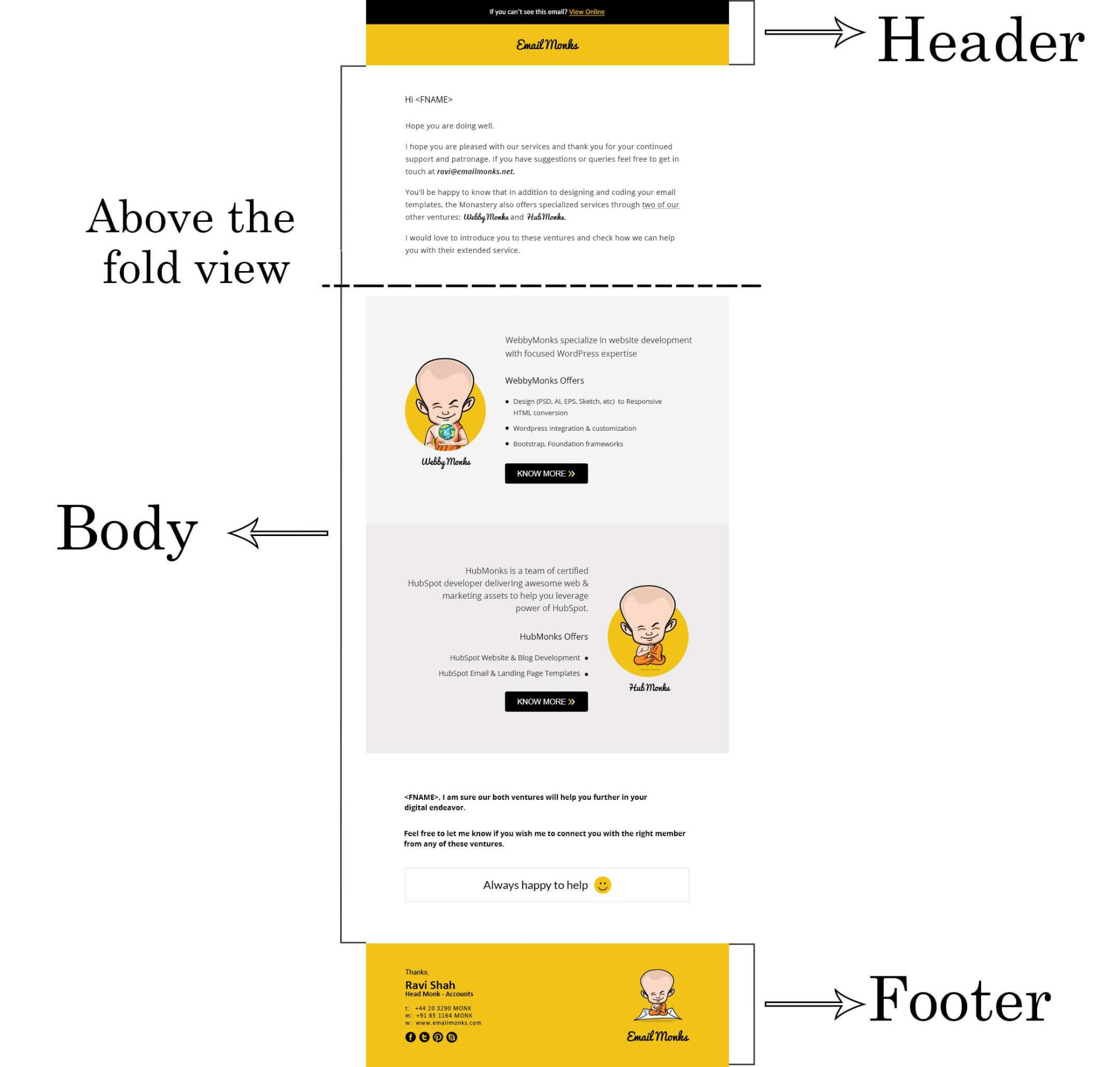 Email-Template-Design-Sections