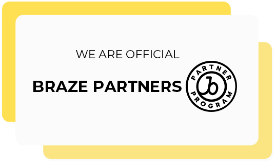 Braze Official Partner