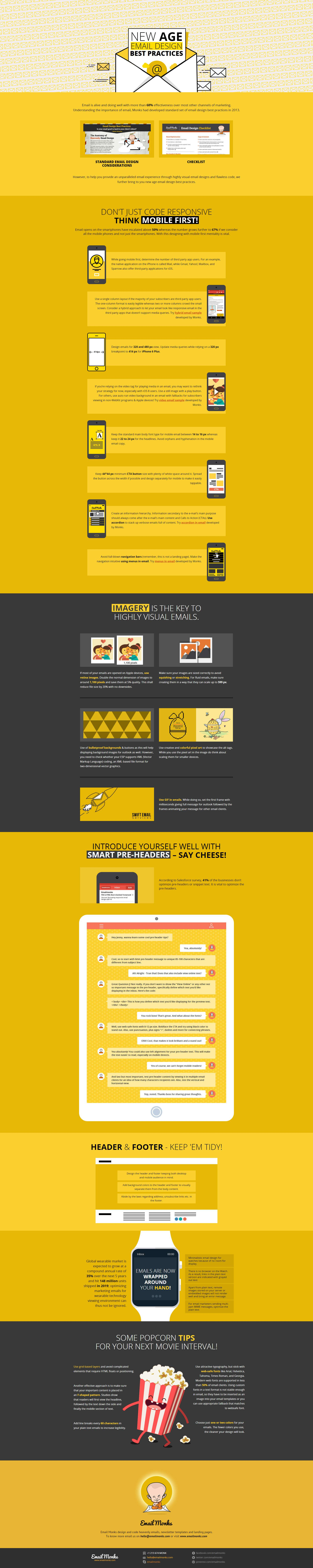 Responsive Email Design Best Practices and Tips - EmailMonks